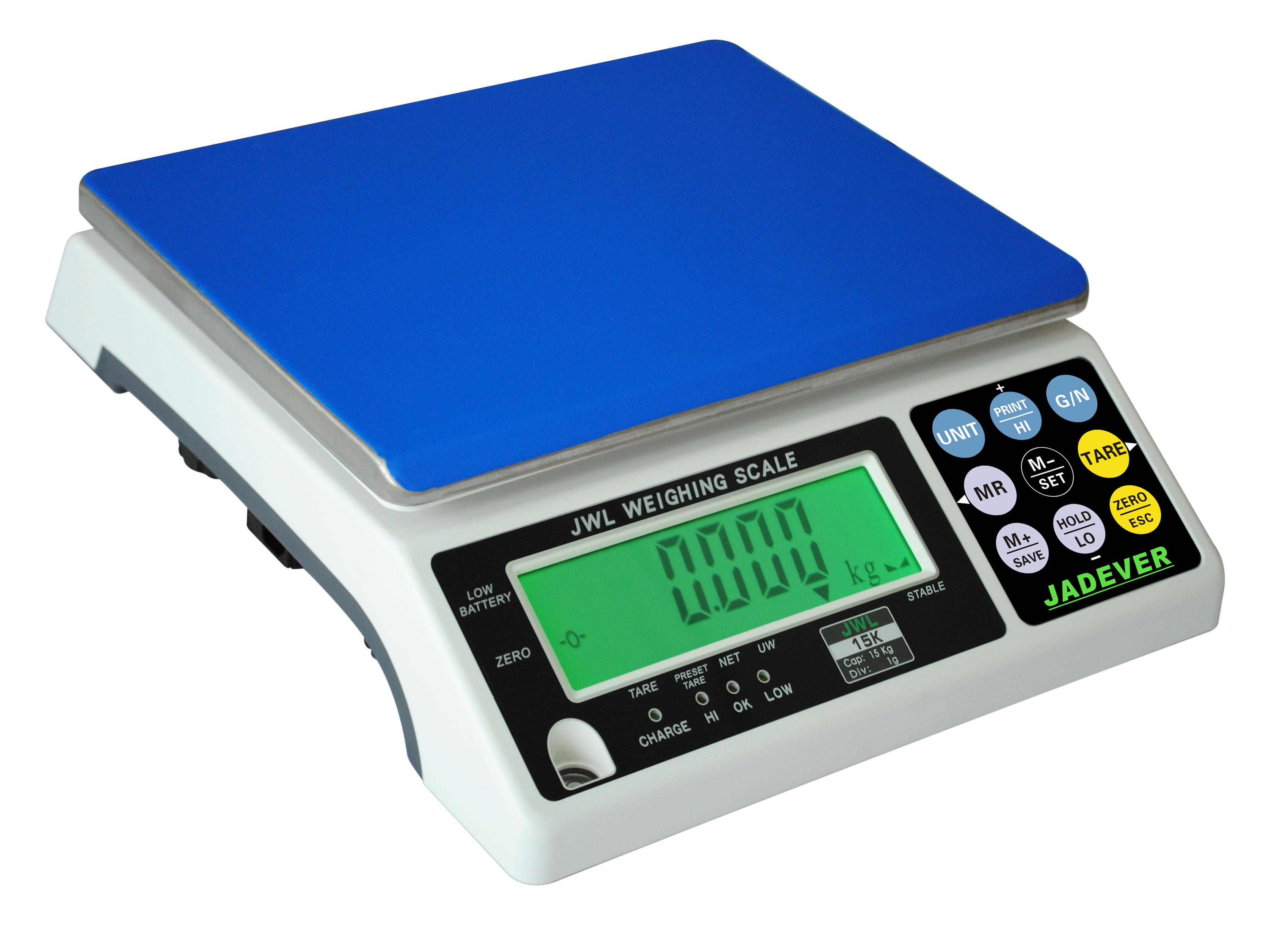 Jadever Weighing Scale Jwl 3k 3kg Kerr Cowan