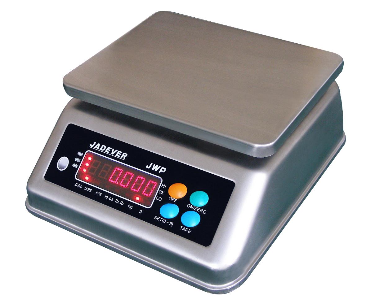 Jadever Waterproof Scale Jwp 30k 30kg Kerr Cowan