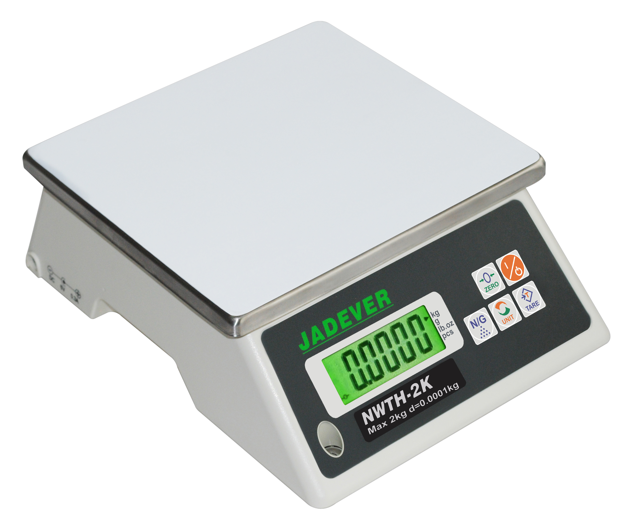 Small Kitchen Weighing Scales Jadever Weighing Scale Nwth 10k 10kg Kerr Cowan