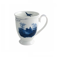 Aynsley Archive Blue Footed Mug