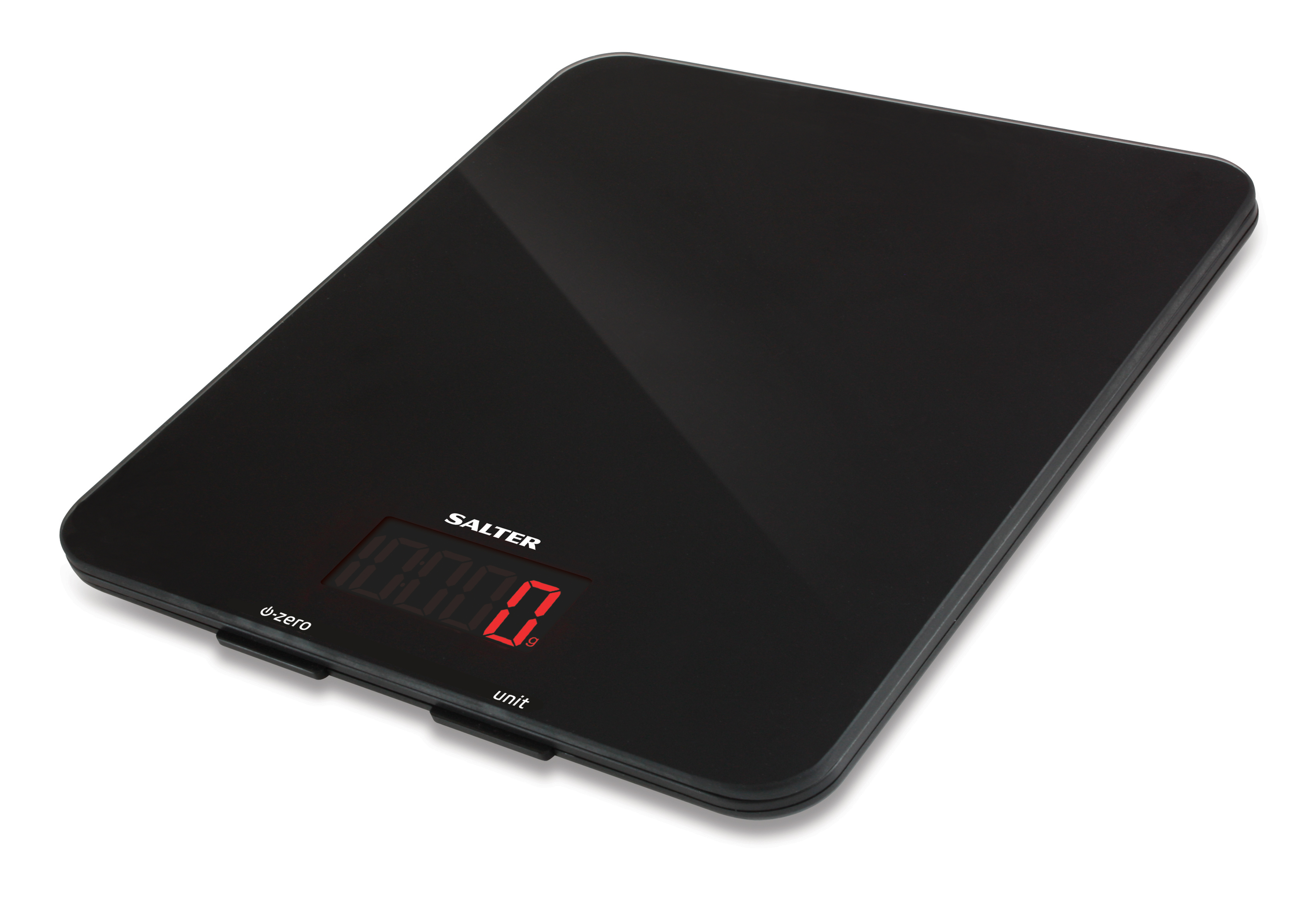 Salter High Capacity Electronic Kitchen Scale 1160bkdr