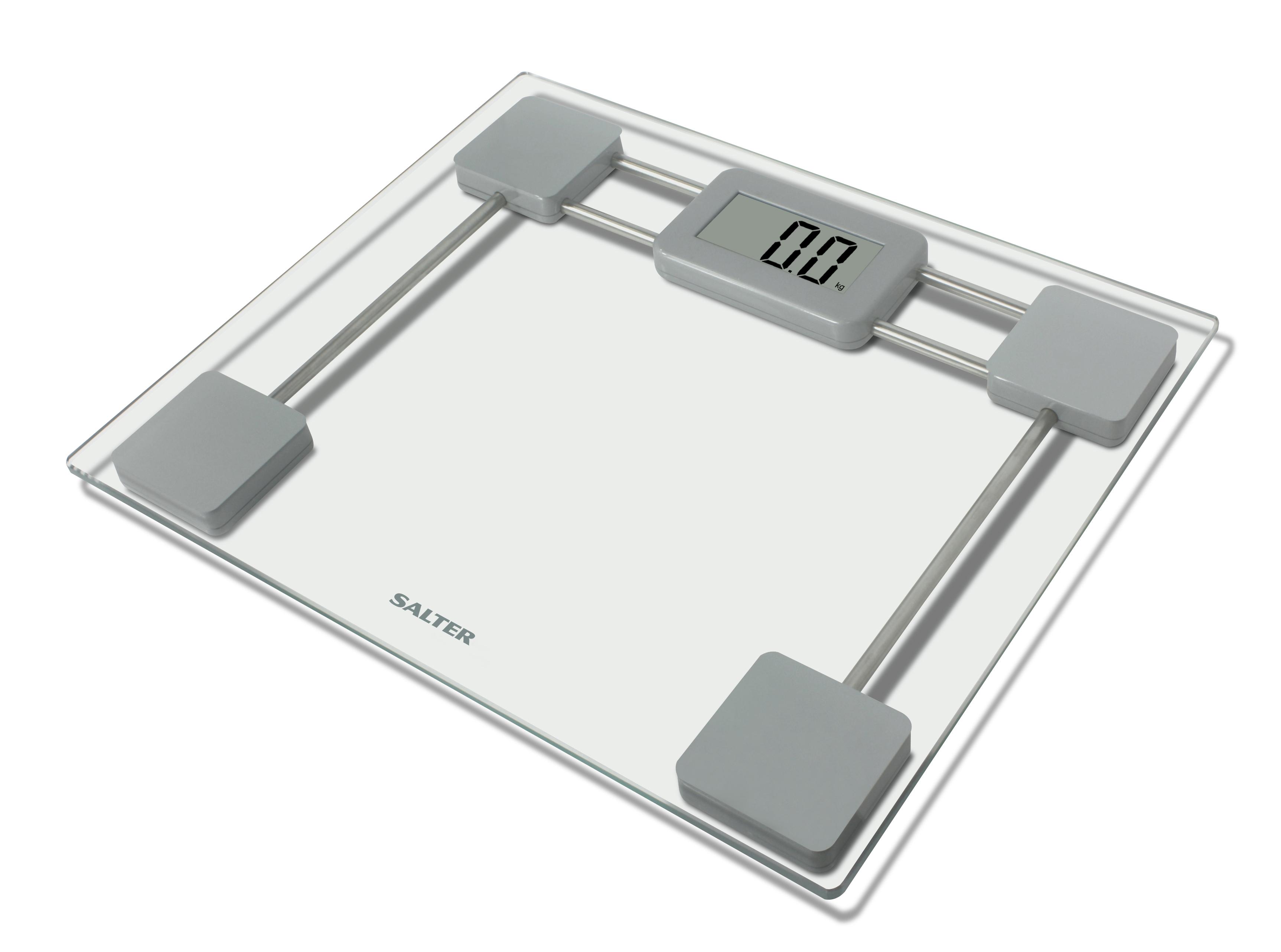Astounding Salter Glass Electronic Personal Scale 9081Sv3R Kerr Cowan Download Free Architecture Designs Momecebritishbridgeorg